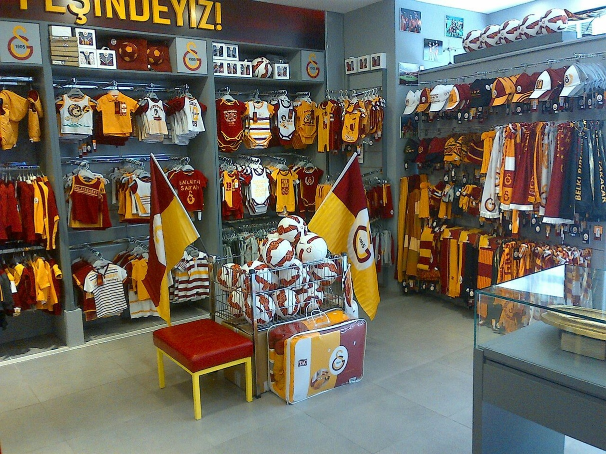 Gs Store Mall Of İstanbul Avm